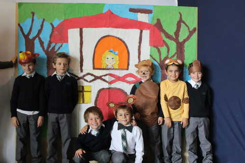 Grade 1 Goldilocks Assembly